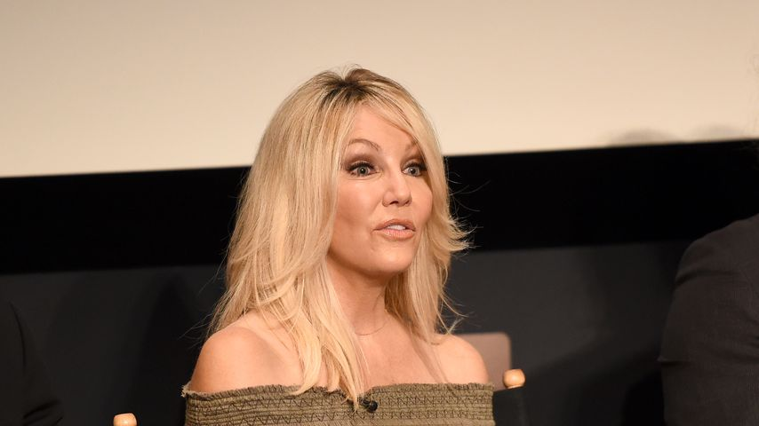 "Heather Locklear, Ex-""Melrose Place""-Star"