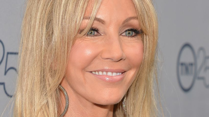 Riesiger Klunker am Finger: Ist Heather Locklear verlobt?