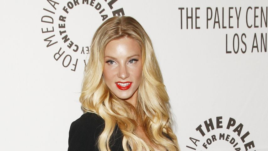 """Glee""-Star Heather Morris hat sich verlobt"