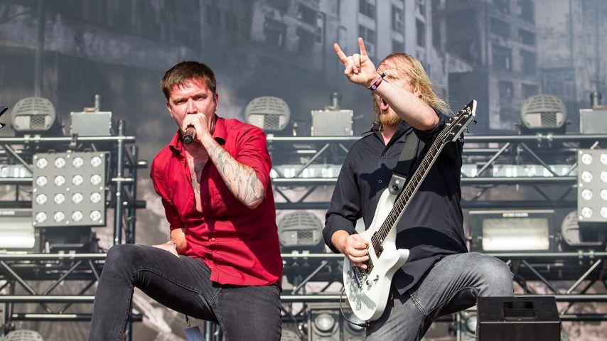 Heaven Shall Burn beim Deichbrand Festival 2016