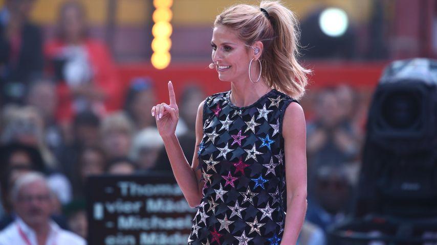 Kurz nach GNTM-Finale: Heidi kündigt gleich 3 Staffeln an!
