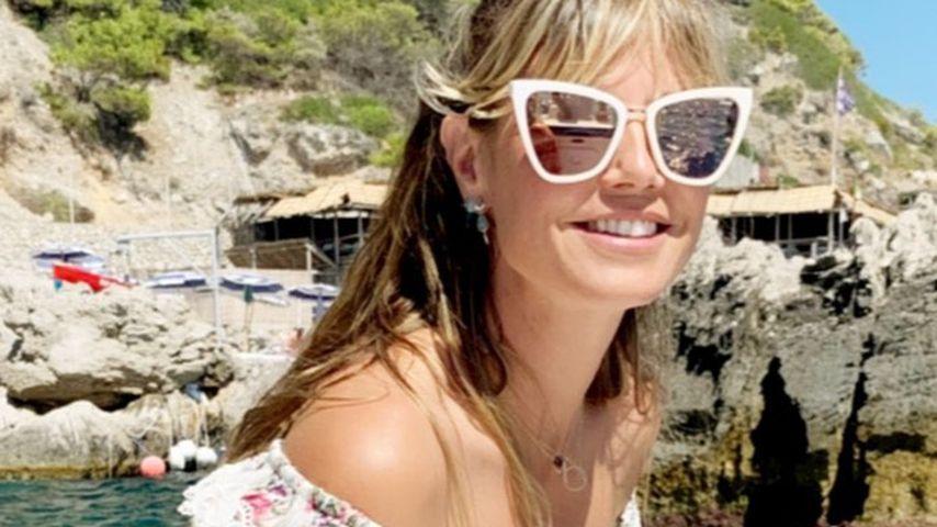 Heidi Klum, Supermodel