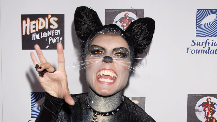 Heidi Klum, Halloween 2007