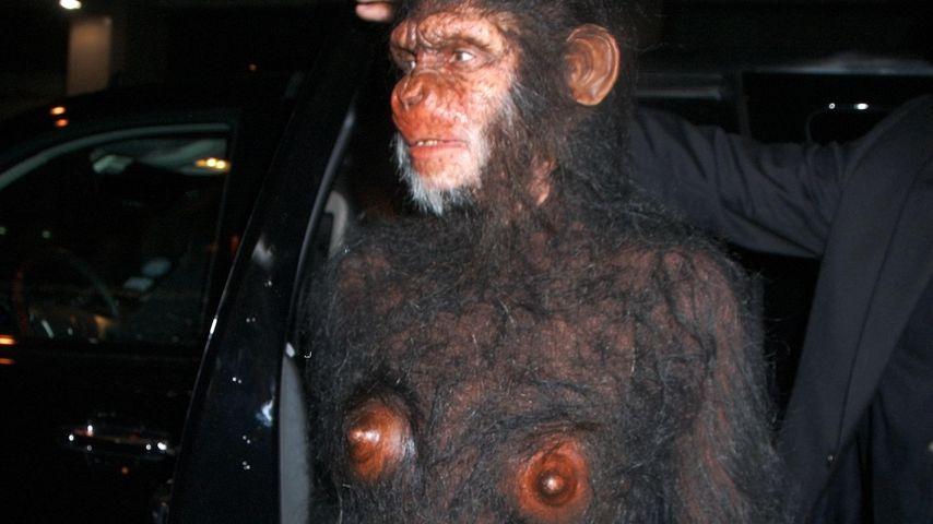 Heidi Klum an Halloween 2011
