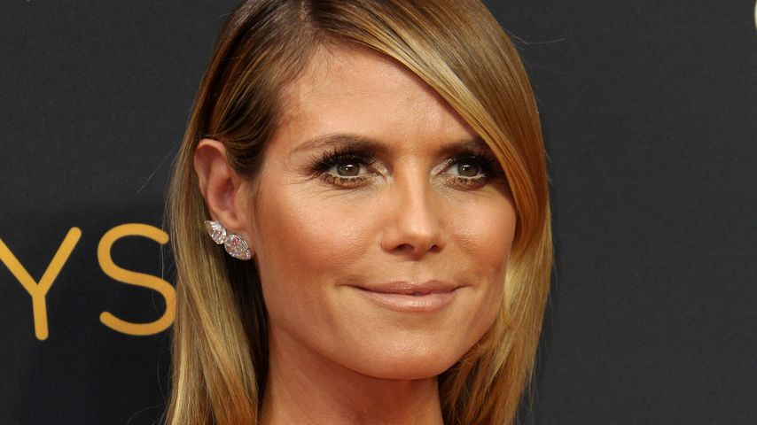Heidi Klum bei den Emmy Awards