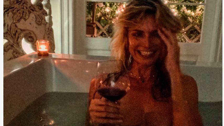 Heidi Klum im September 2020