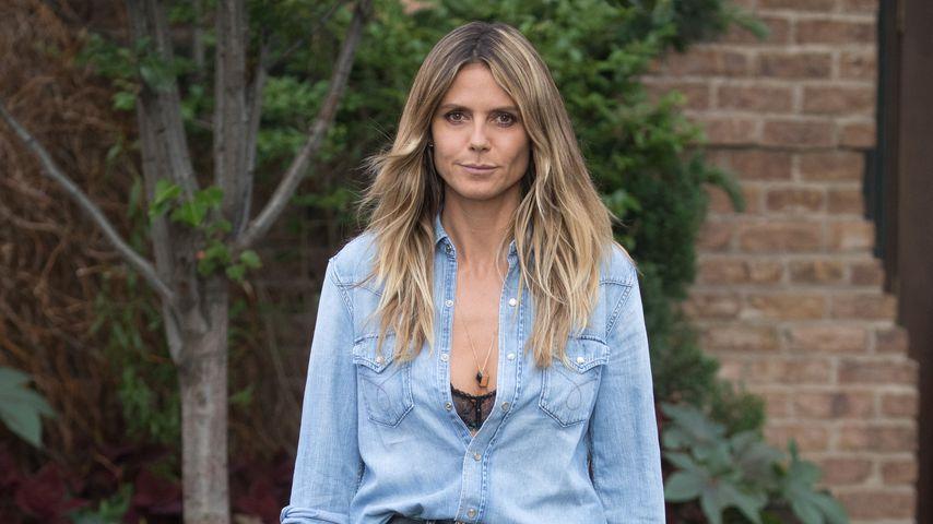 Heidi Klum äußert sich zu Schwangerschaftsgerüchten auf Instagram