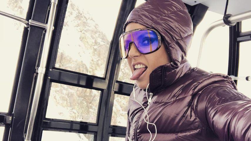 Erste Set-Pics: Müssen Heidis GNTM-Girls im Schnee bibbern?