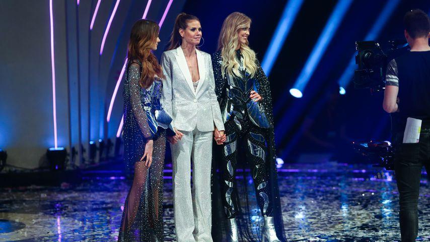 """""""Germany's Next Topmodel"""": Gibt's bald 2 schöne Siegerinnen?"""
