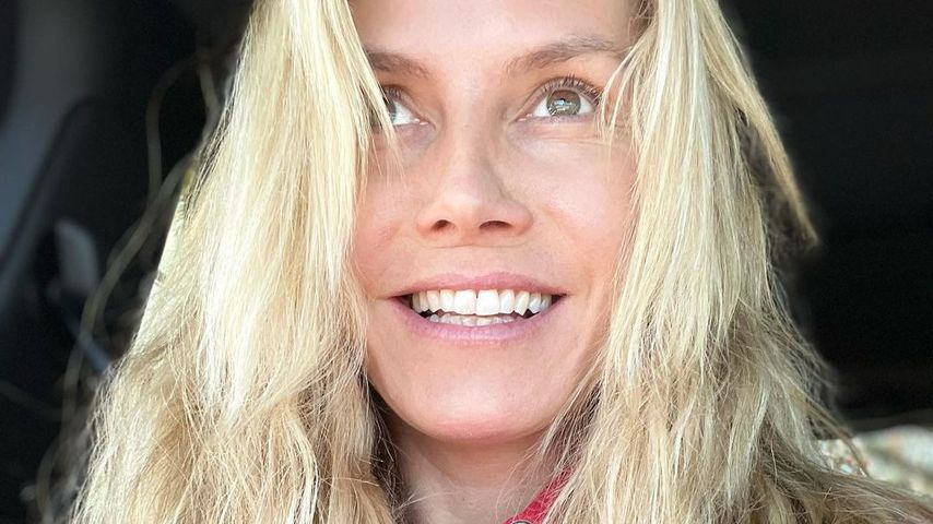 Heidi Klum im März 2021
