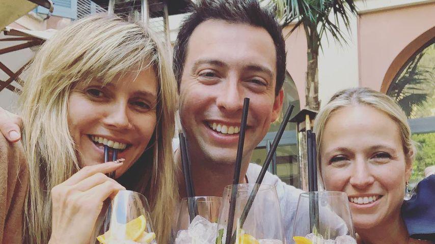 """""""Alt und müde"""": So cool kontert Heidi Klum Instagram-Hate"""