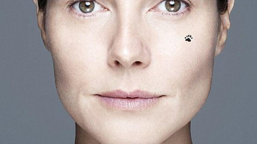 """Heidi Klum zeigt """"nackt"""" ihre Schönheit"""
