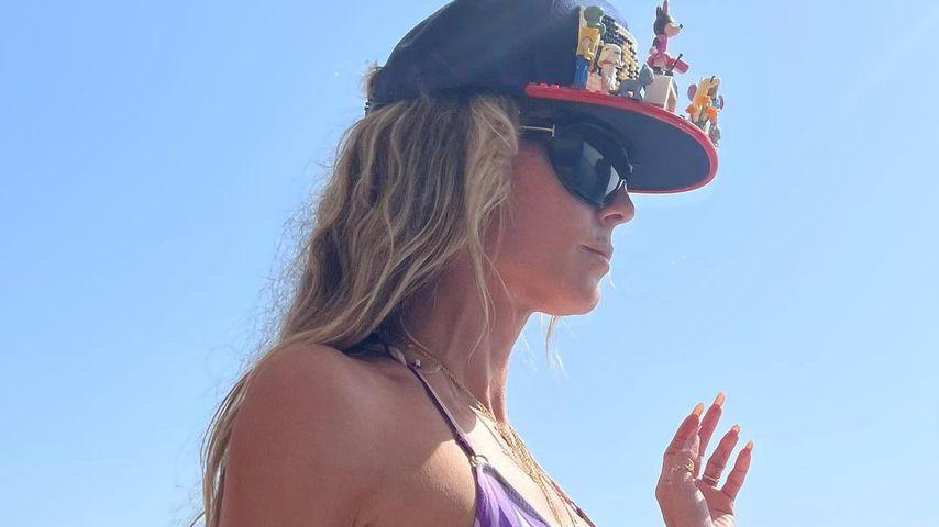 Heidi Klum, TV-Bekanntheit