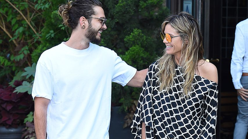 Sprache der Liebe: Heidi unterhält sich mit Tom auf Deutsch