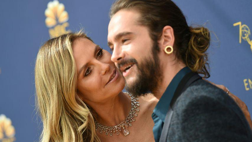 Heidi Klums schaurig-schöne Familienidylle mit Tom Kaulitz