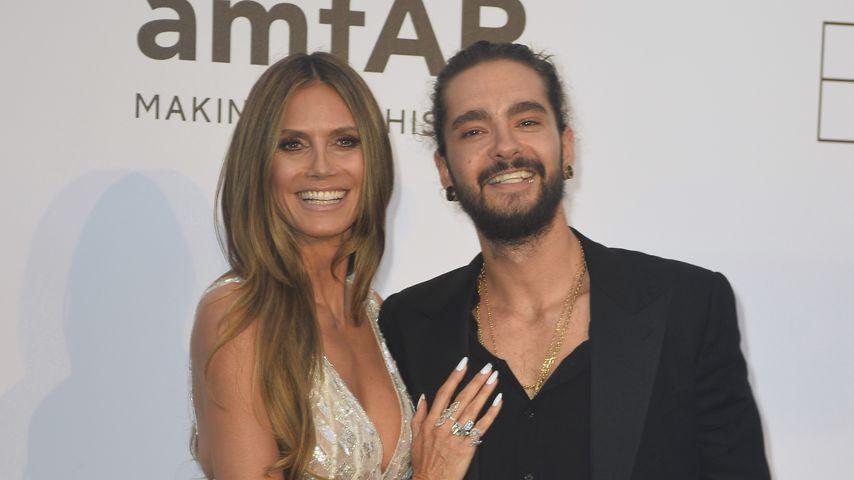 Erster Paar-Auftritt in Cannes: Heidi & Tom total verknallt!