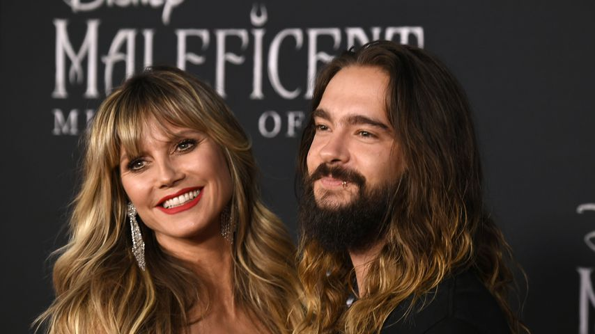 Heidi Klum und Tom Kaulitz in Los Angeles, September 2019