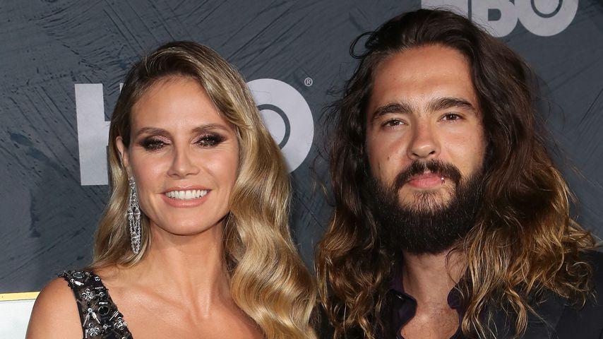 Heidi Klum und Tom Kaulitz im September 2019 in Los Angeles