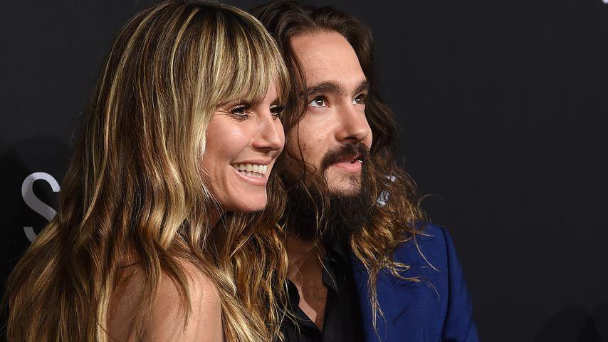 Heidi Klum und Tom Kaulitz beim Angel Ball 2019 in New York