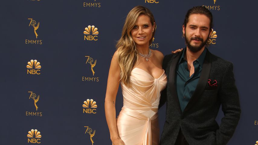 Heidi Klum und Tom Kaulitz im September 2018