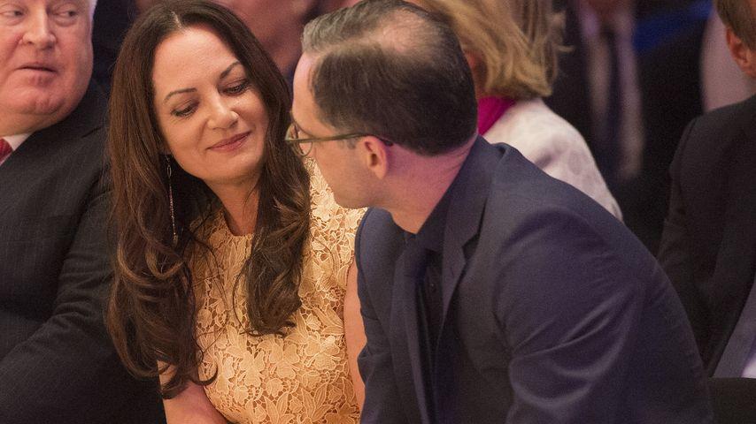 """Natalia Wörner offenbart: """"Sehr glücklich"""" mit Heiko Maas"""