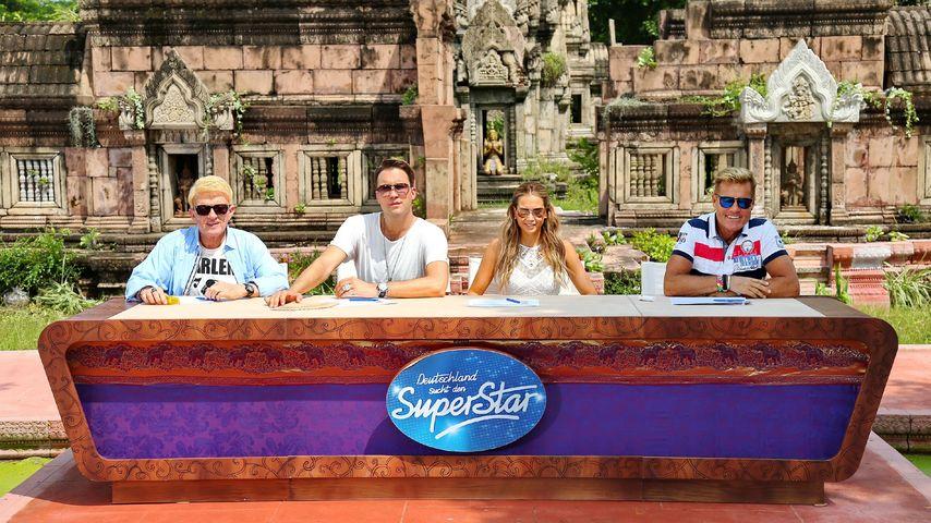 Mandy Capristo, Dieter Bohlen, Heino und DJ Antoine