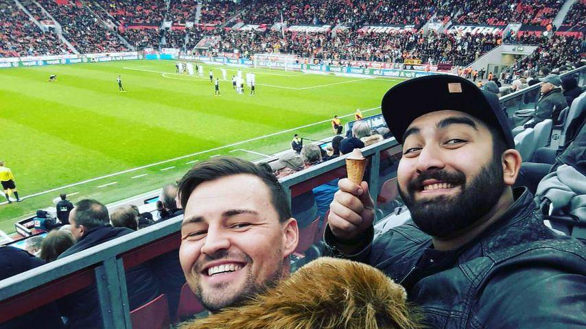 """""""Let's Dance""""-BFFs: Faisal & Heinrich schon beste Buddys!"""