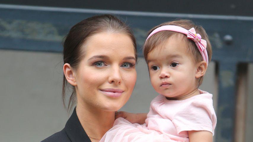 Helen Flanagan mit Tochter Matilda
