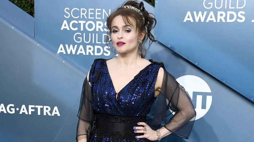 Helena Bonham Carter bei den SAG-Awards in L.A. im Januar 2020