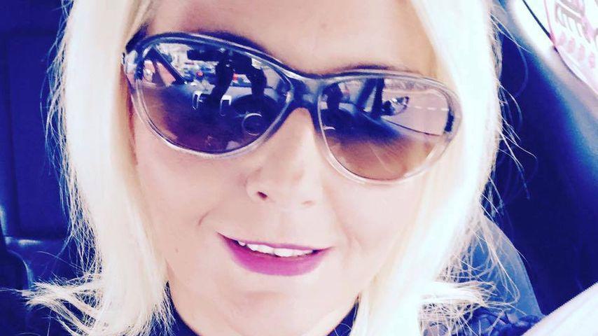 Helena Fürst mit Sonnenbrille