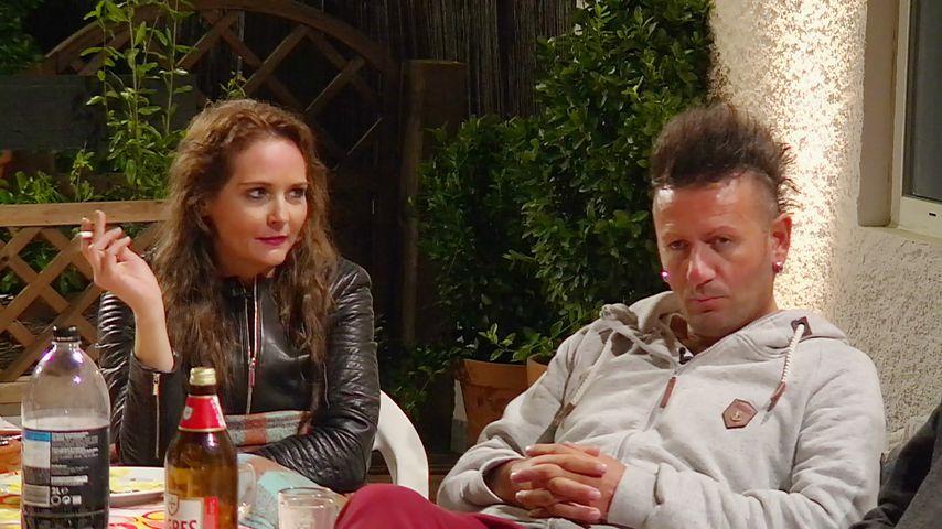 Helena Fürst und Ennesto Monte im RTL-Sommerhaus 2017