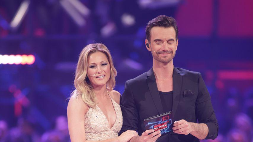 Helene Fischer und Florian Silbereisen im März 2018