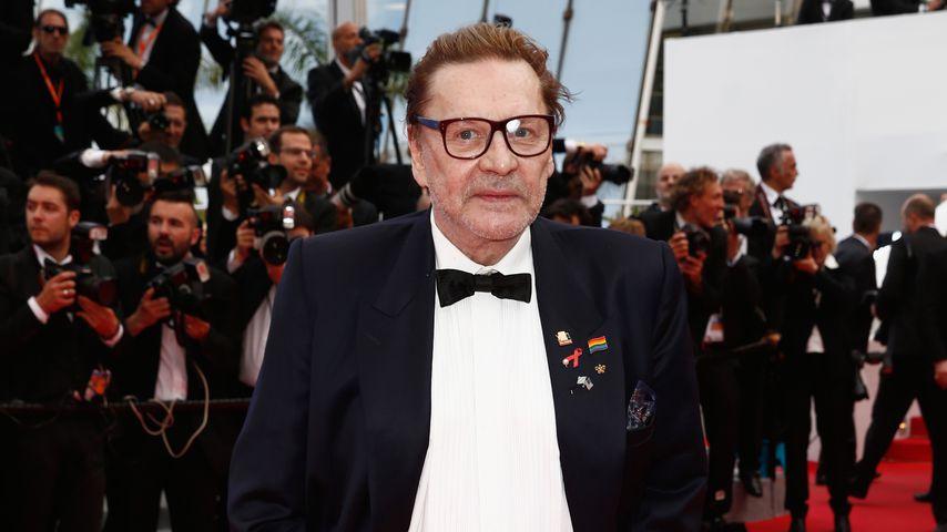 Große Sorge: Schauspieler Helmut Berger liegt im Krankenhaus