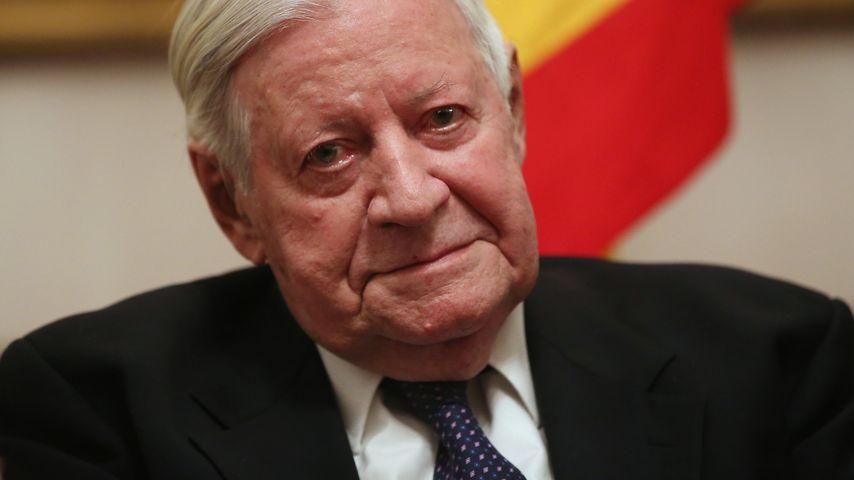 Im Alter von 96 Jahren: Altkanzler Helmut Schmidt ist tot