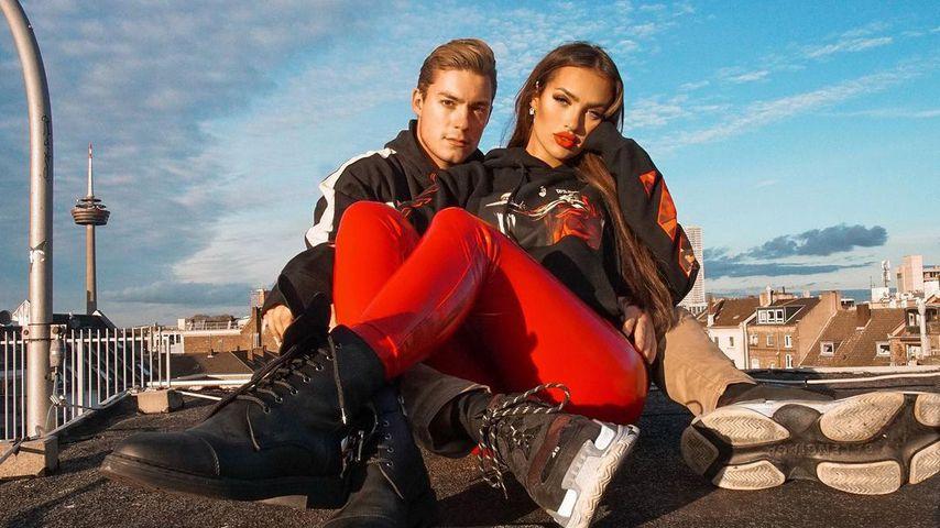 Henrik Stoltenberg und Paulina Ljubas