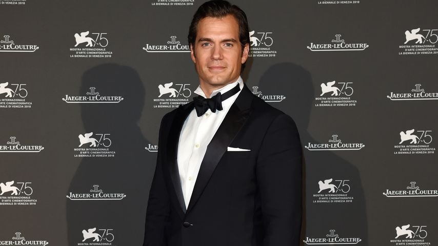 """Superman""-Star Henry Cavill würde gerne James Bond spielen"
