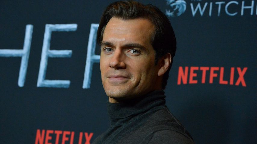 "Henry Cavill bei der Premiere von ""The Witcher"" in Los Angeles"