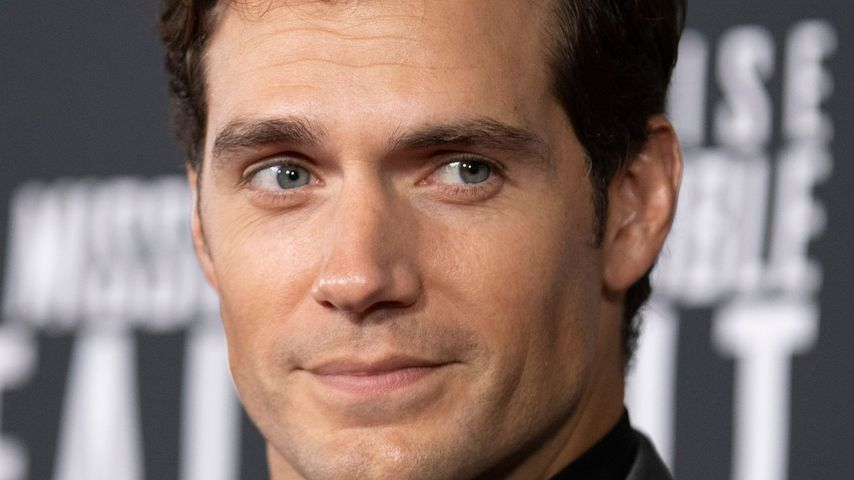"Henry Cavill, ""Superman""-Darsteller"