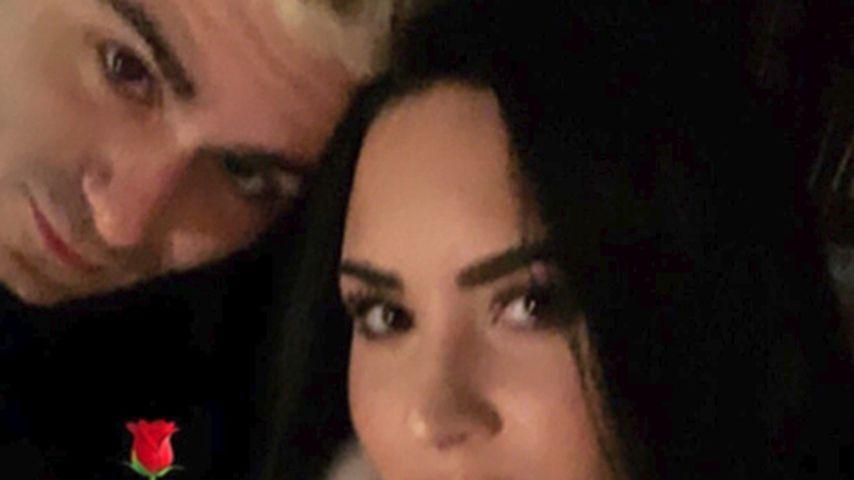 Henry Levy und Demi Lovato