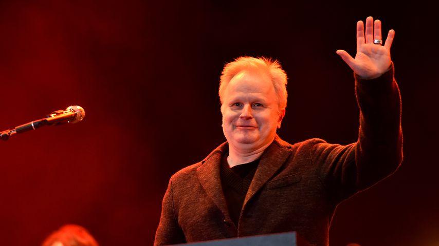 Herbert Grönemeyer bei einem Konzert im Oktober 2015