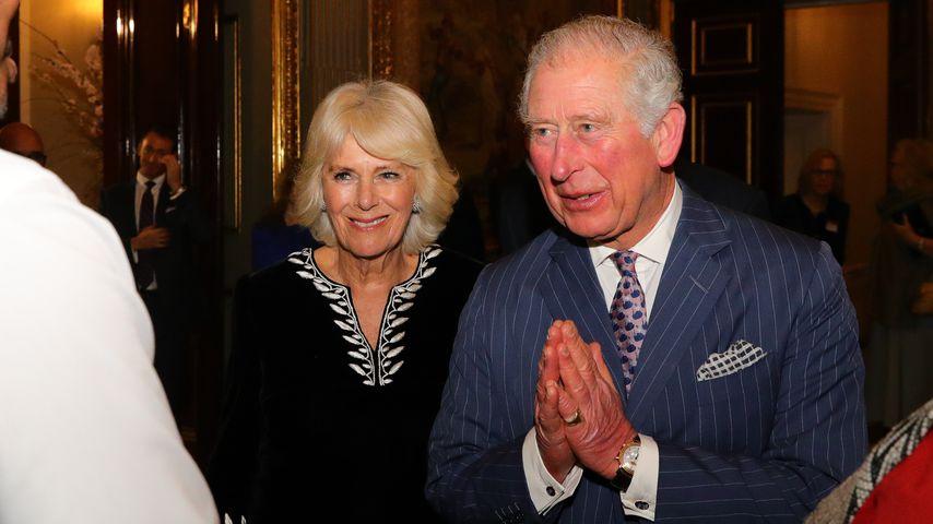 Herzogin Camilla und Prinz Charles im März 2020