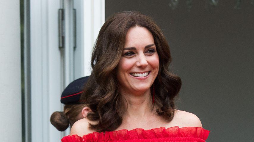 Sexy Variante siegt: DAS ist Herzogin Kates schönstes Dress