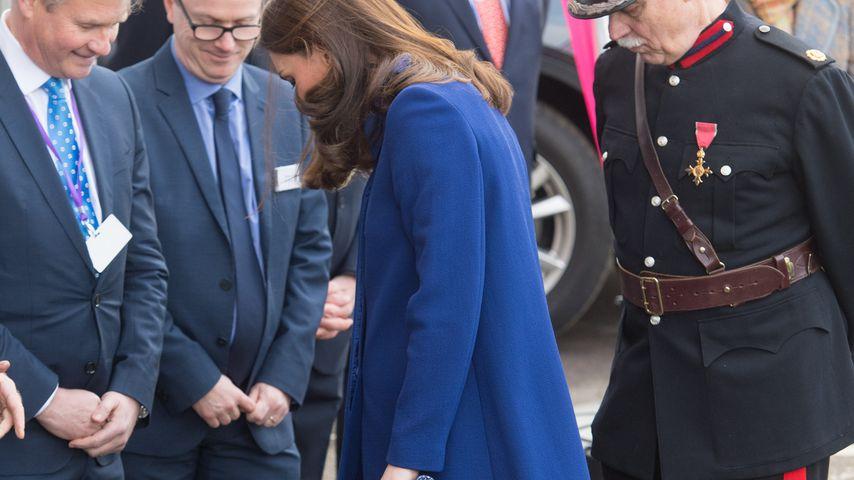 Herzogin Kate beim Besuch in Essex, Februar 2018