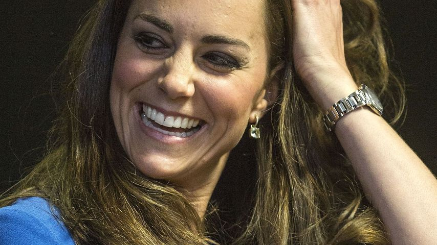 Herzogin Kate: Erwartet sie ein kleines Mädchen?