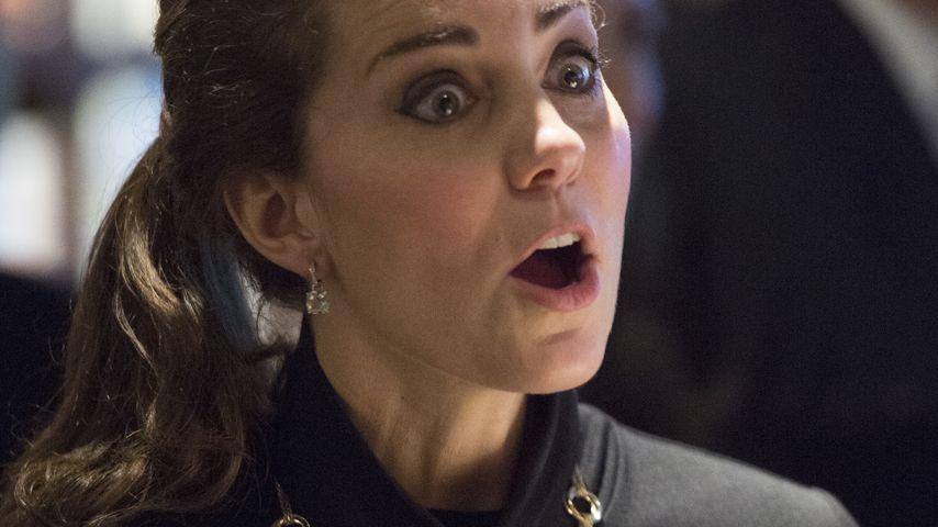 Davor wollen die Royals Herzogin Kate schützen!