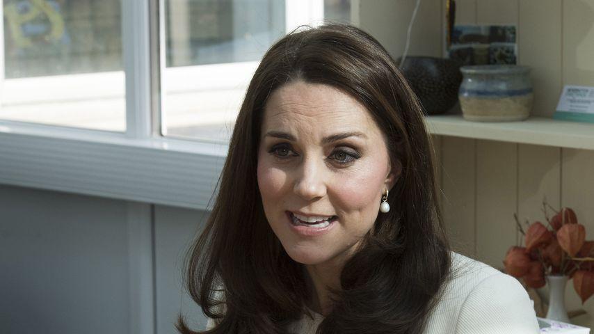 So setzt sich Herzogin Kate für geistige Gesundheit ein!