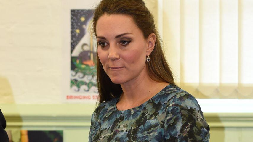Notaufnahme! Große Sorge um Herzogin Kates Baby