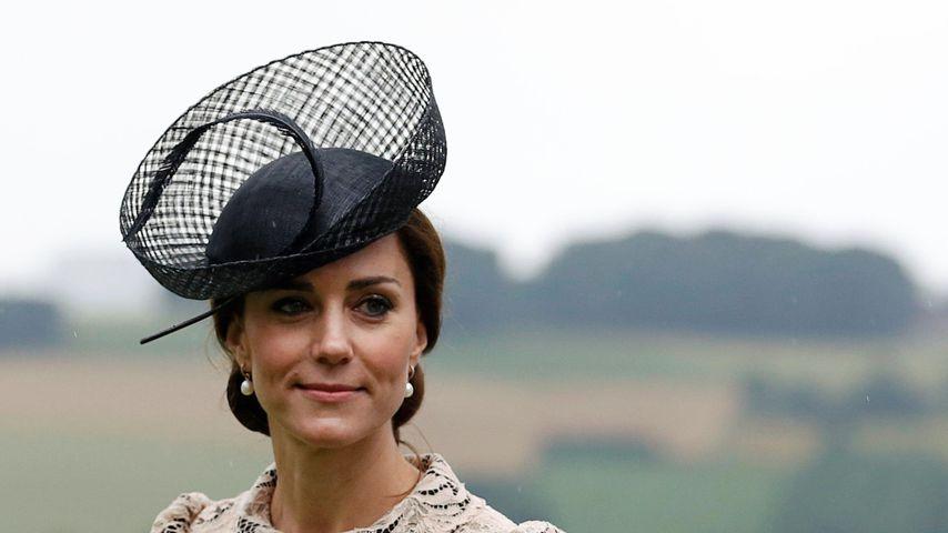 Herzogin Kate bei einer Gedenkveranstaltung im Jahr 2016