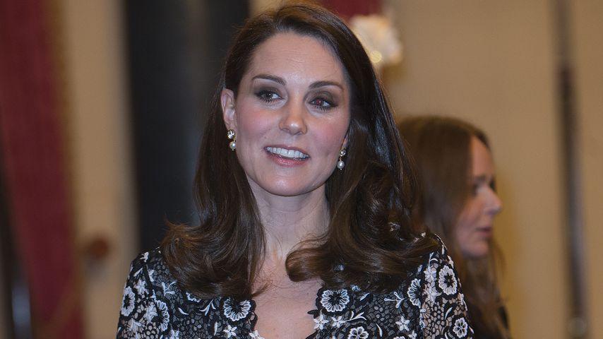 Schwangere Herzogin Kate: So rührend wird sie unterstützt!