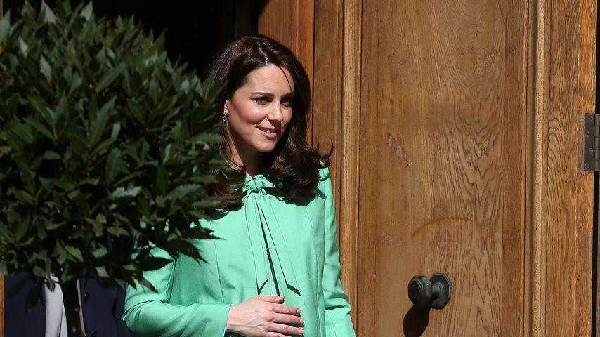 Das dritte Baby kommt! Herzogin Kate liegt in den Wehen